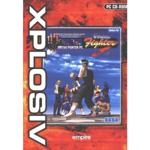 Virtua Fighter - Xplosiv Range (PC CD)