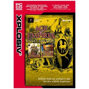 Age of Empires - Gold Edition (PC CD)