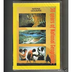 30 Years of National Geographic