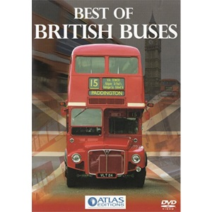 The Best Of British Buses - Documentary DVD