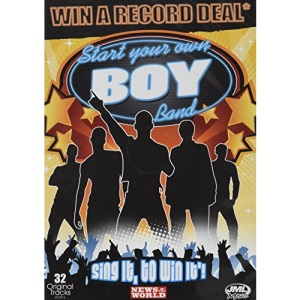 Start Your Own Boy Band