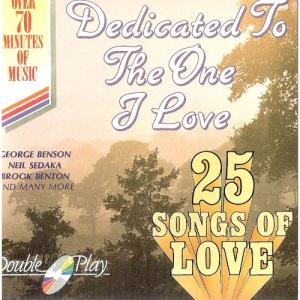 Various Artists - Dedicated to the One I Love