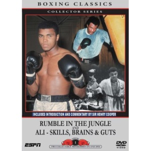 Rumble In The Jungle/Ali - Skill, Brains And Guts [DVD]