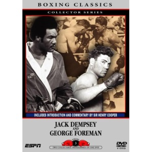 Jack Dempsey And George Foreman [DVD]