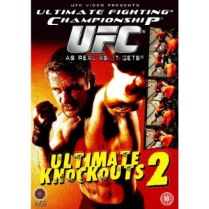 Ultimate Fighting Championship - Ultimate Knockouts 2 [DVD]