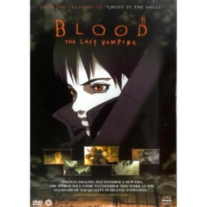 Blood - The Last Vampire [2000] [DVD]