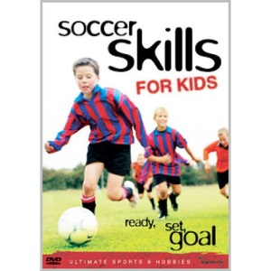 Soccer Skills For Kids - Ready Set Goal [DVD]