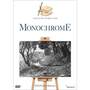 Painting Made Easy - Monochrome [DVD]