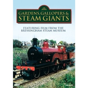 Gardens Gallopers And Steam Giants [DVD]