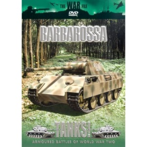 The War File - Tanks!: Barbarossa [DVD]