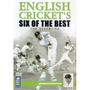 English Cricket's Six Of The Best - The Seventies [2002] [DVD]