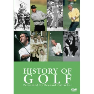 The History Of Golf [DVD]