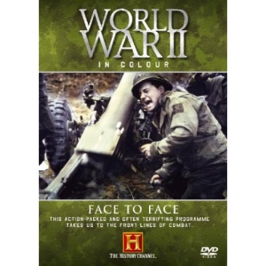 World War II In Colour - Face To Face [DVD]