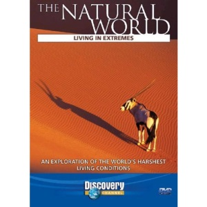 The Nature & Science - Living In Extremes [DVD]