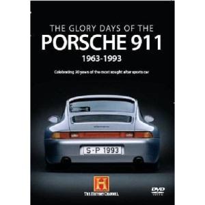 The Glory Days Of Porsche 911 [DVD]