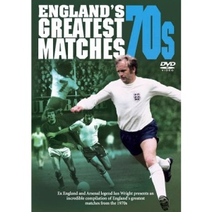 England's Greatest Ever Matches - The 70s [DVD]