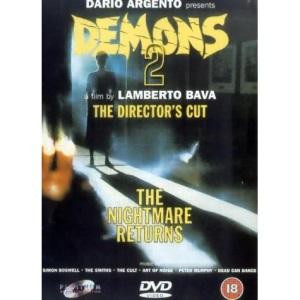Demons 2 - The Nightmare Returns: Director's Cut [DVD] [1987]