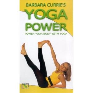 Barbara Currie: Yoga Power [DVD]