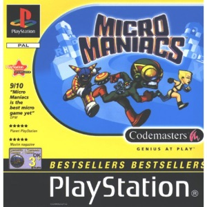 Micro Maniacs - Value Series (PS)