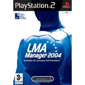 LMA Manager 2004 (PS2)
