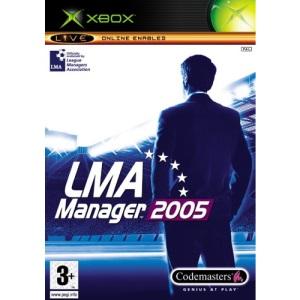 LMA Manager 2005 (Xbox)