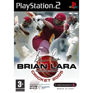 Brian Lara International Cricket 2005 (PS2)