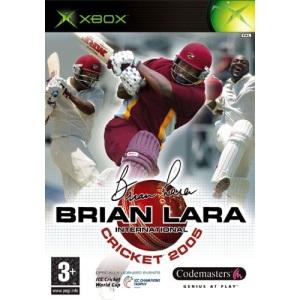 Brian Lara International Cricket 2005 (Xbox)