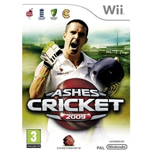 Ashes Cricket 09 (Nintendo Wii)