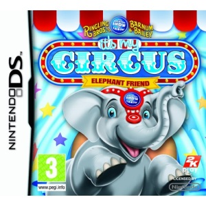 It's My Circus! (Nintendo DS)