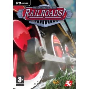 Sid Meier's Railroads (PC CD)