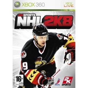 NHL 2K8 (Xbox 360)
