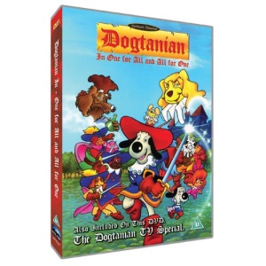 Dogtanian - The Movie [DVD]