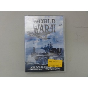 World War 2 - Air War and Sea War [DVD]