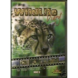 Wildlife Diary Disc 3 - Documentary DVD