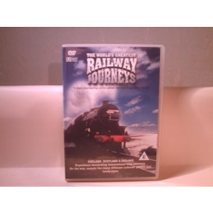 The World's Greatest Railway Journeys - England - Scotland And Ireland - (DVD)