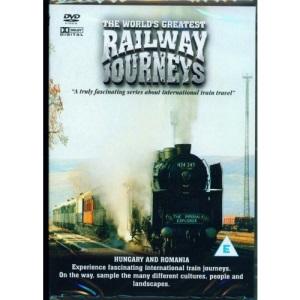 The World's Greatest Railway Journeys - Hungary And Romania - (DVD)