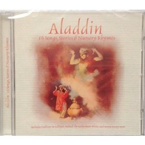 Aladdin - 16 Songs, Stories & Nursery Rhymes