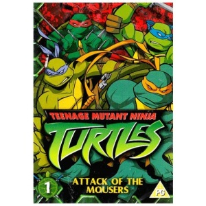 Teenage Mutant Ninja Turtles (2003) - Volume 1: Attack of the Mousers [DVD]