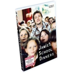 Jamie's School Dinners [DVD]