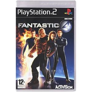 Fantastic Four (PS2)