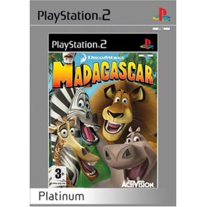 Madagascar (PS2), Platinum Edition