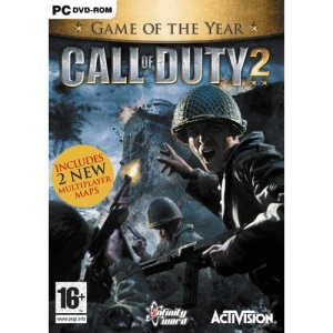 Call of Duty 2: Game of the Year Edition (PC DVD)