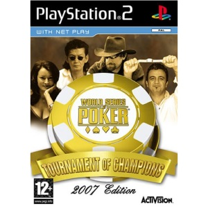 World Series of Poker: Tournament Champions (PS2)