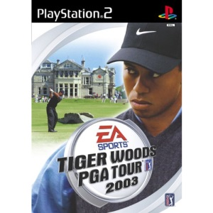 Tiger Woods PGA Tour 2003 (PS2)