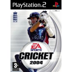 Cricket 2004 (PS2)