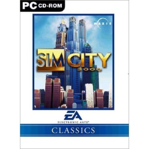 Sim City 3000 UK Edition Classics (PC)