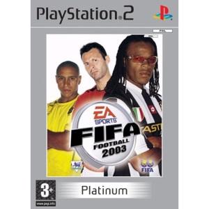 FIFA Football 2003 Platinum