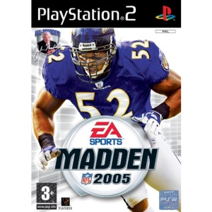 Madden NFL 2005 (PS2)