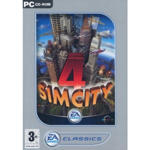 Sim City 4 (PC CD)
