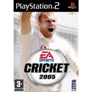 Cricket 2005 (PS2)